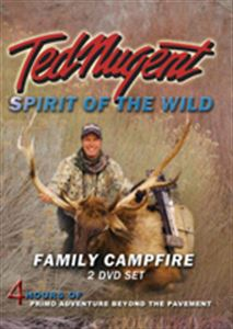 "Picture of Ted Nugent ""Spirit of the Wild Family Campfire"" DVD"
