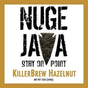 Picture of Nuge Java - Killerbrew Hazelnut
