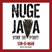 Picture of Nuge Java - Sin-O-Man