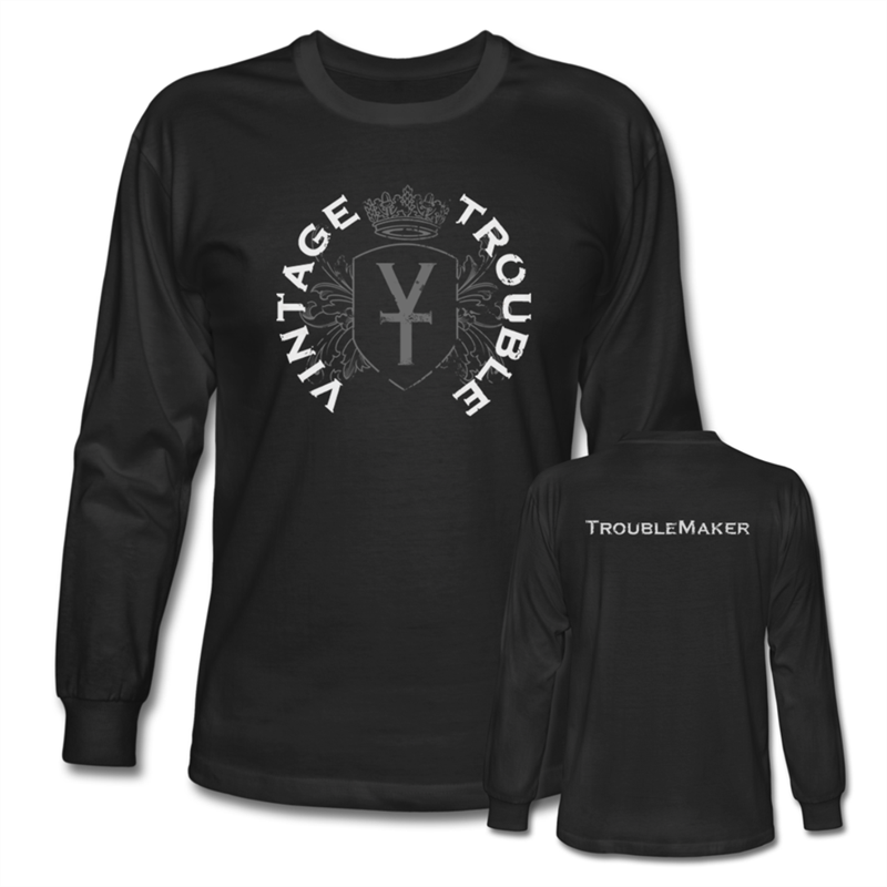 Picture of VT Unisex Long Sleeve [Black]