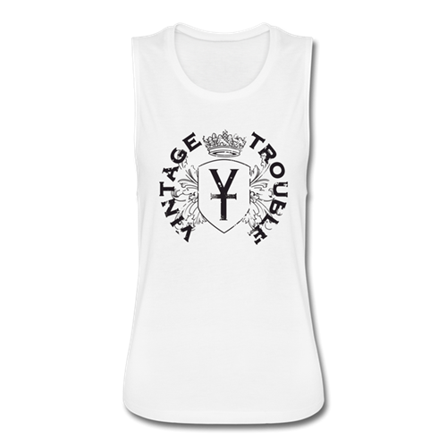 Picture of VT Crest Tank [Women's / White]