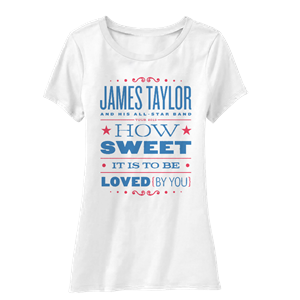 Picture of 2019 Tour How Sweet It Is T-shirt [Women's]