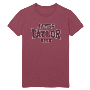 Picture of 2019 Tour James Taylor & His All-Star Band T-shirt