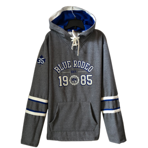 Picture of 35th Anniversary Hockey Hoodie [Charcoal]