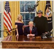Picture of Oval Office Photo - Autographed