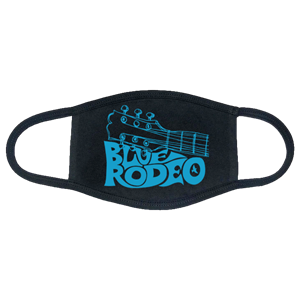 Picture of Blue Rodeo Face Mask