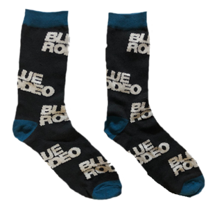 Picture of Blue Rodeo Socks