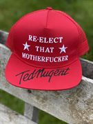 Picture of Re-Elect That MF Hat - Screenprint