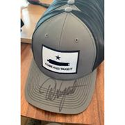 Picture of Come And Take It Hat - Autographed